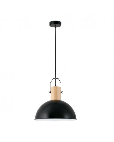 MARGOT Black pendant lamp