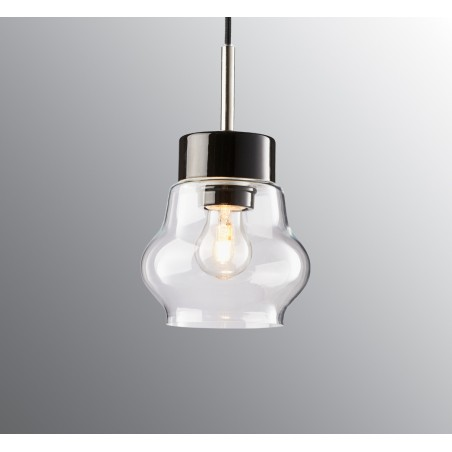 IE_7132-510-10 Ifo Electric Smycka Emma pendant clear glass