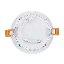 TP-00.01.106 Round 6W UltraSlim LED Panel