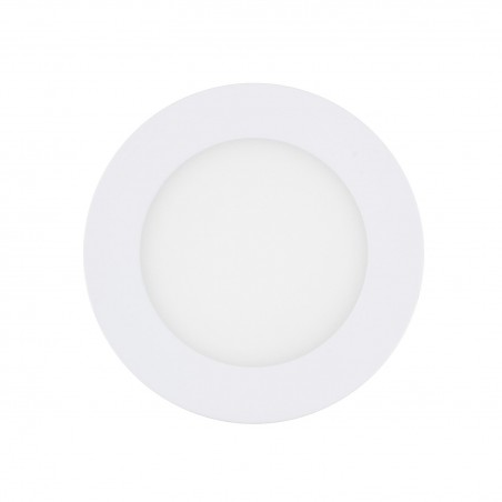 TPS-00.01.006 Round 6W LED Surface Panel with a Selectable Colour Temp. (Dimmable)