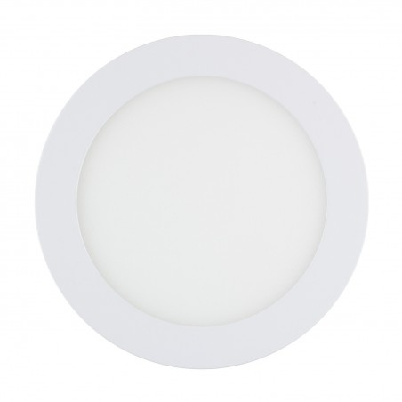 TPS-00.01.018 Round 18W LED Surface Panel with a Selectable Colour Temp. (Dimmable)