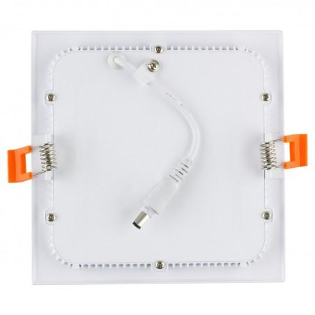 TP-04.01.109 Square 9W UltraSlim LED Panel