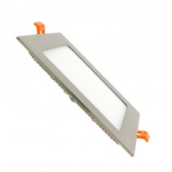 TP-04.22.118 Silver Square 18W UltraSlim LED Panel