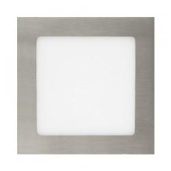 TP-04.22.118 Silver Square 18W UltraSlim LED Panel