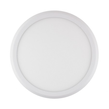SP-08.01.018 White Round Design 18W LED Surface Panel