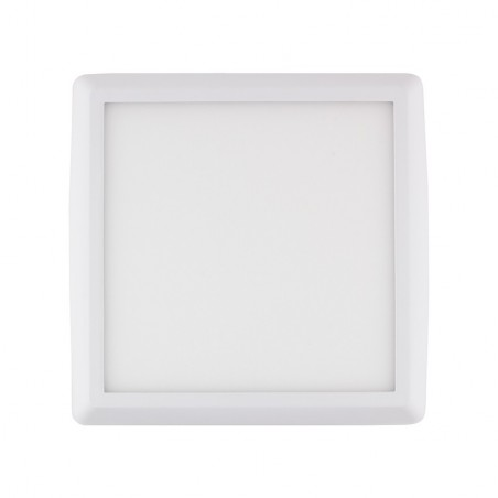 SP-42.01.018 White Square Design 18W LED Surface Panel