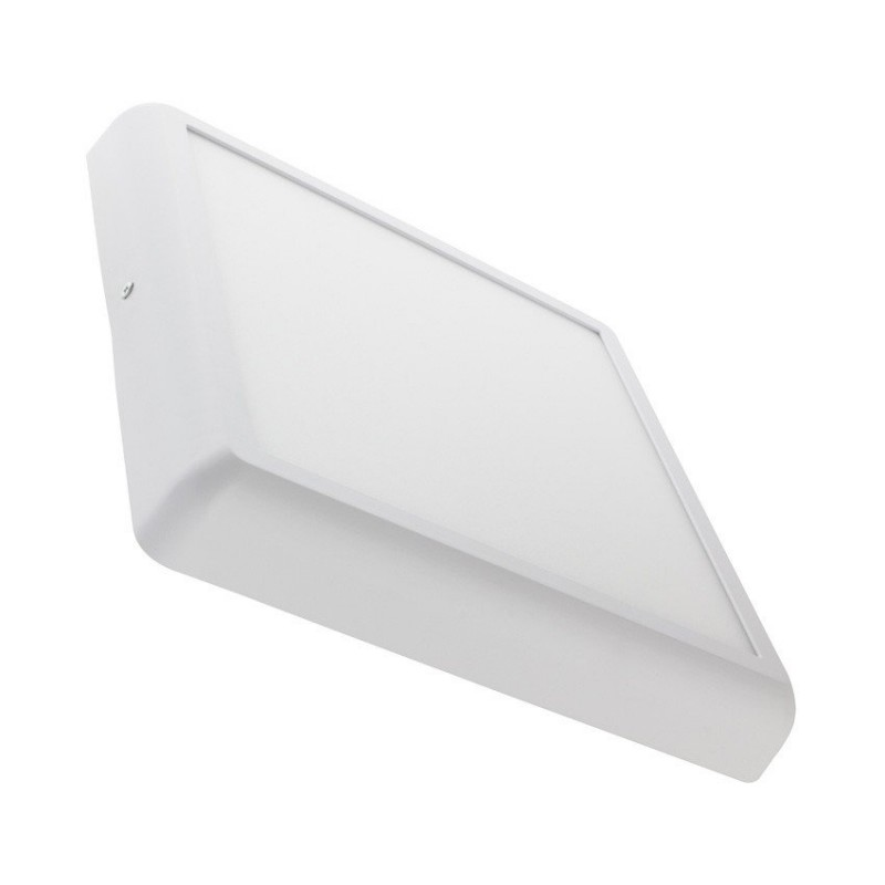 SP-42.01.024 White Square Design 24W LED Surface Panel