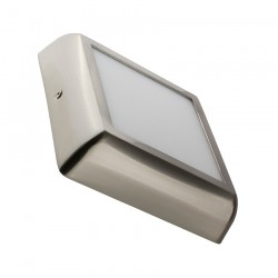 SP-42.22.012 Silver Square Design 12W LED Surface Panel
