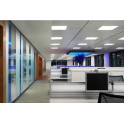 PL-PN30x60P25 25W 60x30cm Slim LED Panel Silver Frame