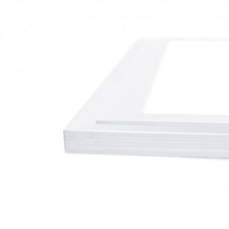 PL-120.060.072.21 63W 120x60cm Slim LED Panel White Frame - LIFUD