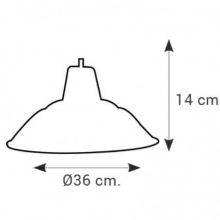 LC_202 Retro Industrial Pendant Lamp Nirvana 36