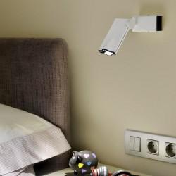 MI_6449 Milan Iluminacion BESSONS LED ADJUSTABLE WALL MOUNTED SPOT LIGHT