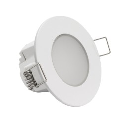 5W Round Waterproof LED...