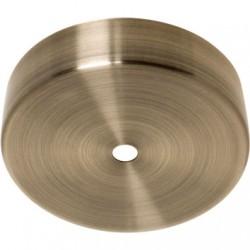 Brass Metal Ceiling Rose Ø100