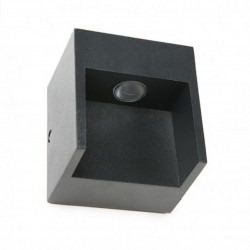 3W LED Outdoor Wall Light