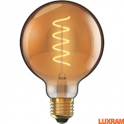 G95 5W E27 Dimmable Vintage...