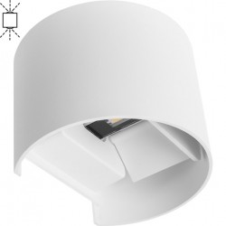 LED Outdoor Wall Lamp White