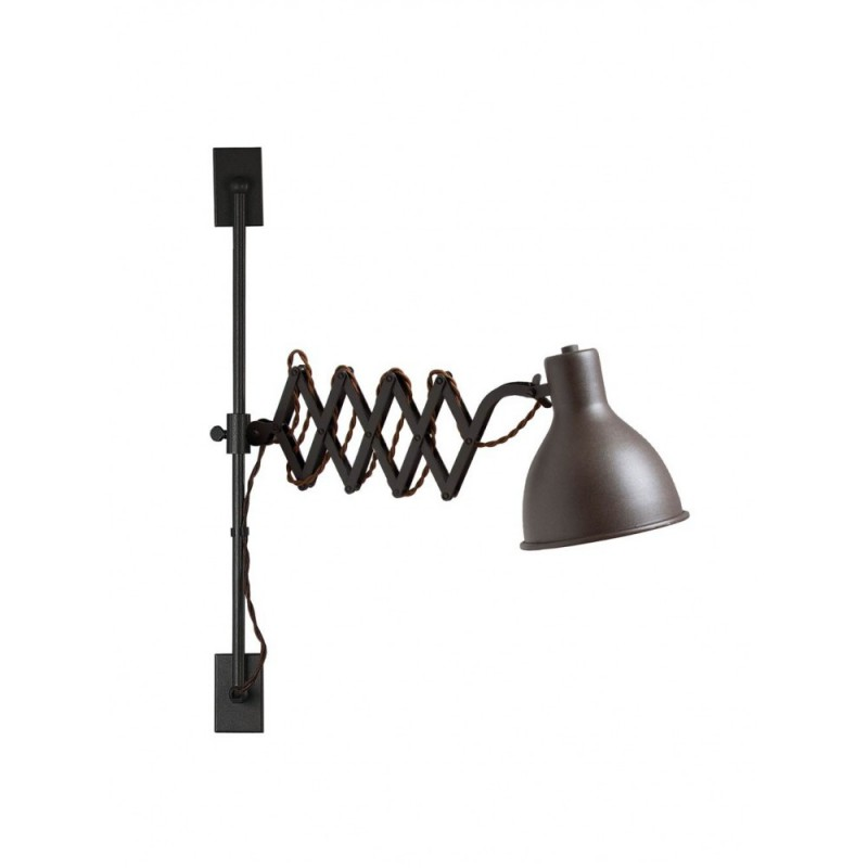 Vintage Swing Arm Wall Lamp Oxford Lift