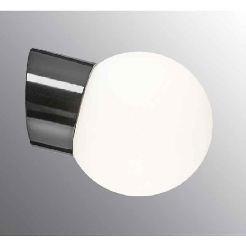 IE_6044-540-10 Ifo Electric Classic Globe 150 shiny opal glass