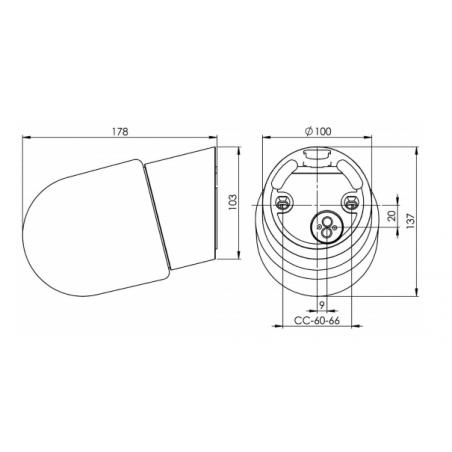 IE_8018-509-10 Ifo Electric Contrast Fridhem Sauna white IP44
